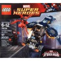 76036 - ULTIMATE SPIDERMAN - CARNAGE SHIELD'S SKY ATTACK