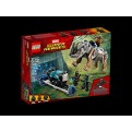 76099 - BLACK PANTHER - RHINO FACE-OFF BY THE MINE