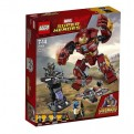 76104 - MARVEL SUPER HEROES - THE HULKBUSTER SMASH-UP