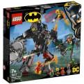 76117 - DC COMICS SUPER HEROES - BATMAN: MECH PLUS CHARACTER