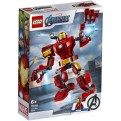 76140 - MARVEL SUPER HEROES - MECH IRON MAN