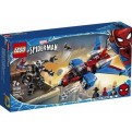 76150 - MARVEL SUPER HEROES - SPIDERJET VS MECH VENOM