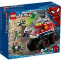 76174 - MARVEL SUPER HEROES - MONSTER TRUCK DI SPIDER-MAN VS MYSTERIO