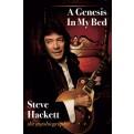 A GENESIS IN MY BED - AUTOBIOGRAFIA STEVE HACKETT