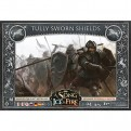 A SONG OF ICE & FIRE: MINIATURE GAME - SCUDI GIURATI TULLY