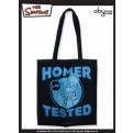 ABYBAG005 - TISSU BAG SIMPSONS HOMER TESTED