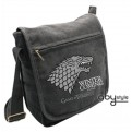 ABYBAG036 - GAME OF THRONES - BORSA A TRACOLLA STARK PICCOLA