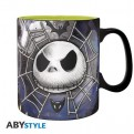 ABYMUG851 - NIGHTMARE BEFORE CHRISTMAS - TAZZA 460ML - JACK & OOGIE