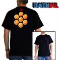 ABYTEX139S - T-SHIRT - DRAGON BALL - SFERE DEL DRAGO - S
