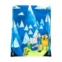 ADVENTURE TIME - GYM BAG BLUE MOUNTAIN J&F