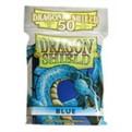 AT-10103 - 50 BUSTINE DRAGON SHIELD MINI - BLU