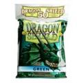 AT-10104 - 50 BUSTINE DRAGON SHIELD MINI - GREEN