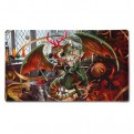 AT-22551 - TAPPETINO - CHRISTMAS DRAGON 2020