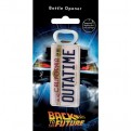 BACK TO THE FUTURE - BOTTLE OPENER - OUTATIME