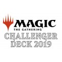 BOX CHALLENGER DECK 2019 - ENG (8 MAZZI)