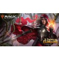 BOX COLLECTOR BOOSTER - THRONE OF ELDRAINE (12 BUSTE) - ENG