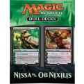 BOX DUEL DECKS NISSA VS OB NIXILIS (6 MAZZI)