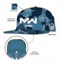 CALL OF DUTY MODERN WARFARE - SNAPBACK CAP - CAMO EMBROIDERED