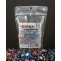 CHX 001LB - BUSTA 80-100 DADI ASSORTITI - Pound-o-Dice