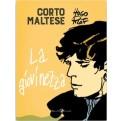 CORTO MALTESE - LA GIOVINEZZA - TASCABILE A COLORI