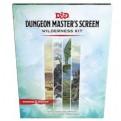 D&D 5.0 - DUNGEON MASTER SCREEN - WILDERNESS KIT - ENG