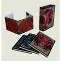 D&D 5.0 - DUNGEONS AND DRAGONS - CORE RULEBOOK GIFT SET - ALTERNATE ART - ENG