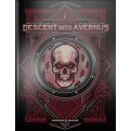 D&D 5.0 - DUNGEONS AND DRAGONS BALDUR'S GATE: DESCENT INTO AVERNUS - ALTERNATE COVER - ENG