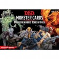 D&D 5.0 - MONSTER CARDS - MORDENKAINEN'S TOME OF FOES - ENG