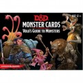 D&D 5.0 - MONSTER CARDS - VOLO'S GUIDE TO MONSTERS - ENG