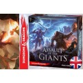 D&D ASSAULT OF THE GIANTS - BOARDGAME (ENG)