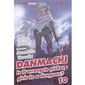 DANMACHI NOVEL 10 - IS IT WRONG TO PICK UP GIRLS IN A DUNGEON?