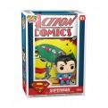 DC COMICS - POP FUNKO VINYL COMIC COVER 01 SUPERMAN ACTION COMICS 9CM