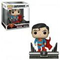 DC HEROES - POP FUNKO DELUXE VINYL FIGURE SUPERMAN BY JIM LEE 278