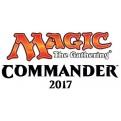 DECKS & SPECIAL: COMMANDER 2017 - BOX 4 MAZZI - ENG