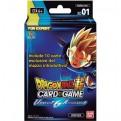 DRAGON BALL SUPER CARD GAME - EXPERT DECK 01 - UNIVERSE 6 ASSAILANTS