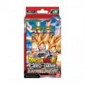 DRAGON BALL SUPER CARD GAME - STARTER DECK 02: THE EXTREME EVOLUTION - DISPLAY 6 MAZZI