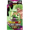 DRAGON BALL SUPER CARD GAME - STARTER DECK 08 RISING BROLY (ITA) - DISPLAY 6 MAZZI