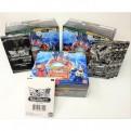 DRAGON BALL SUPER CARD GAME - UNIVERSAL CHAMPION - 3 BOX UNIVERSAL ONSLAUGHT + BUSTE PROMO