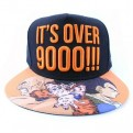 DRAGON BALL Z - SNAPBACK CAP IT'S OVER 9000