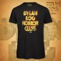 DYLAN DOG HORROR CLUB - T-SHIRT - LOGO TAGLIA S