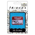 FRIENDS - PIN BADGE - HELLO MY NAME IS REGINA PHALANGE