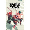 FUMETTI NEI MUSEI 3 - TIME IS OUT OF JOINT