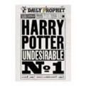 HARRY POTTER - POSTER - UNDESIRABLE N.1 GAZZETTA DEL PROFETA