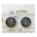 HARRY POTTER - TWIN PACK OF FLIP COIN - HERMIONE AND GINNY