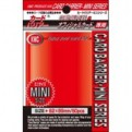 KMC1201 - 50 BUSTINE KMC MINI - METALLIC RED