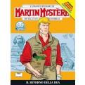 MARTIN MYSTERE 374 - IL RITORNO DELLA DEA + MEDAGLIA MARTIN MYSTERE