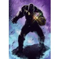 MARVEL - 257982M - THANOS DARK EDITION