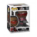 MARVEL: FALCON AND THE WINTER SOLDIER - POP FUNKO VINYL FIGURE 812 FALCON (FLYING POSE) 9CM