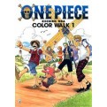 ONE PIECE ILLUSTRATION BOOK - COLOR WALK
