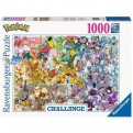 POKEMON - CHALLENGE PUZZLE 1000 PZ